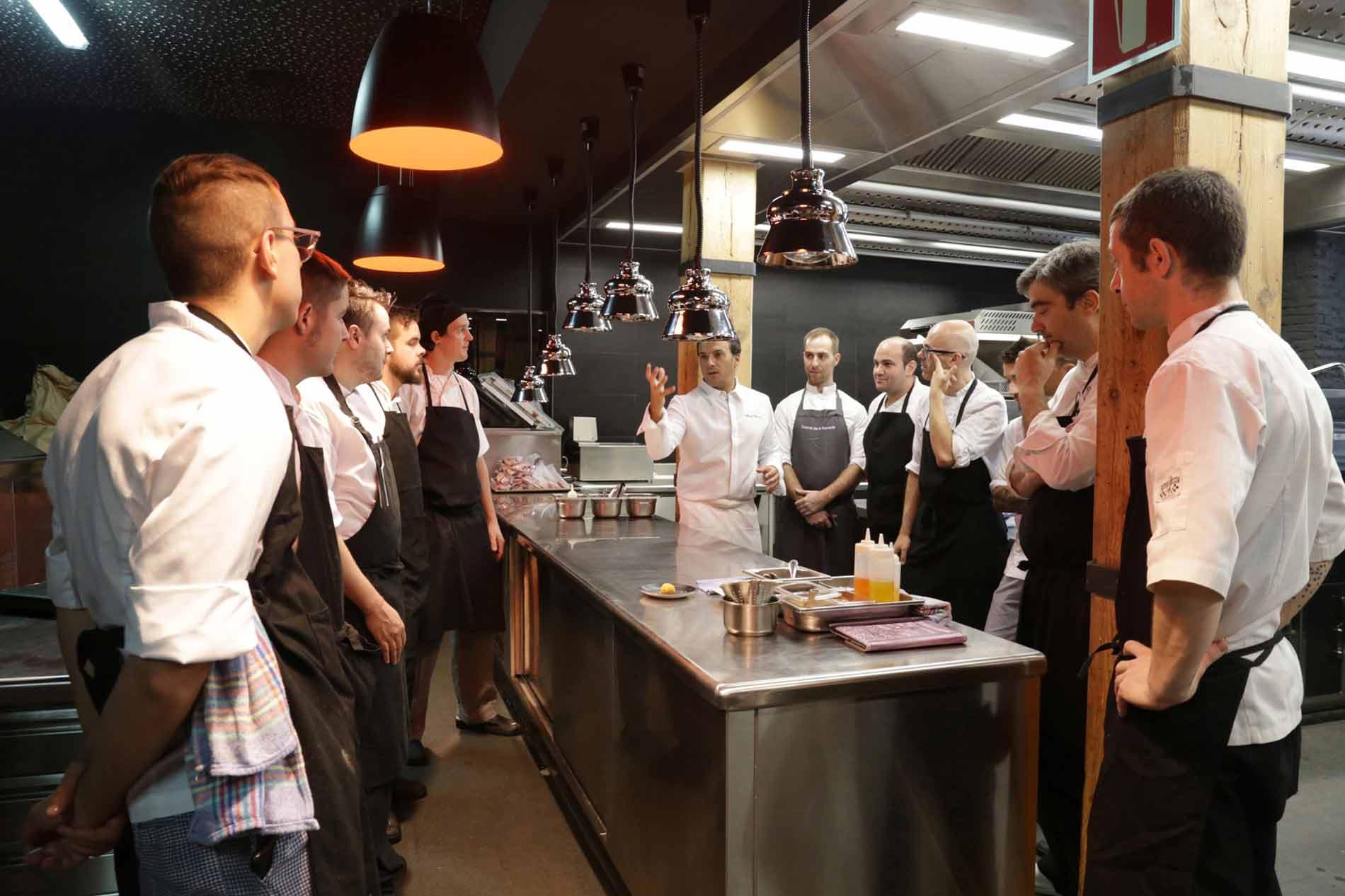 Agenda gastronómica de Madrid (5 al 11 Octubre)