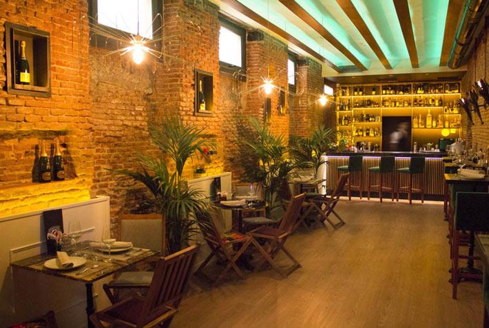 Agenda gastronomica Restaurante La Clave