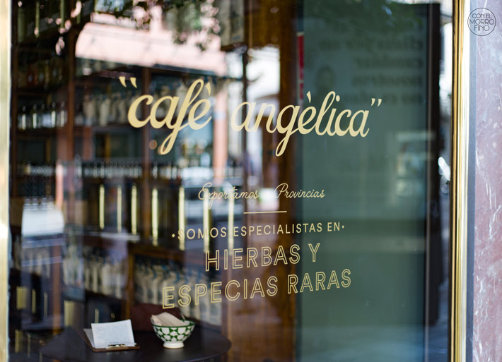 Cafe Angelica Madrid 02