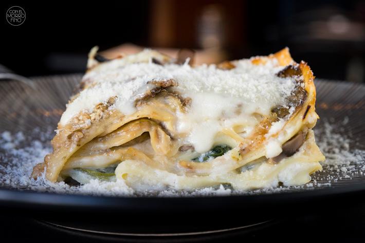 La Lasagna Di Patrizia Restaurante Pozuelo Madrid 05