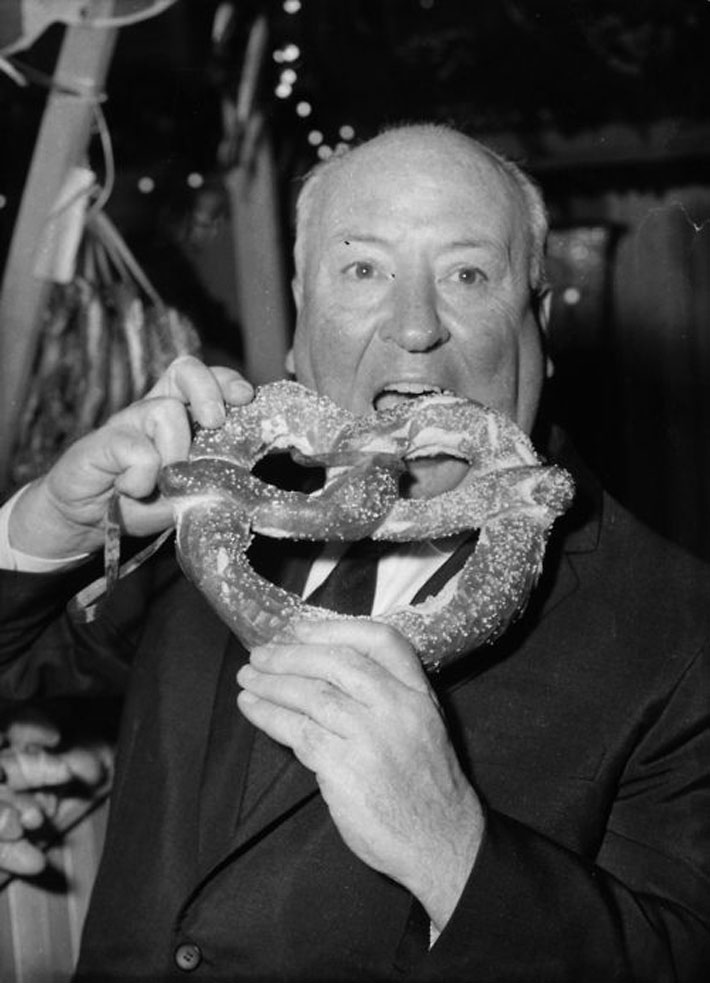 Platos favoritos Alfred Hitchcock