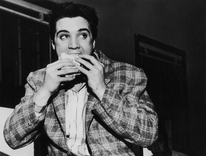 Platos favoritos Elvis Presley