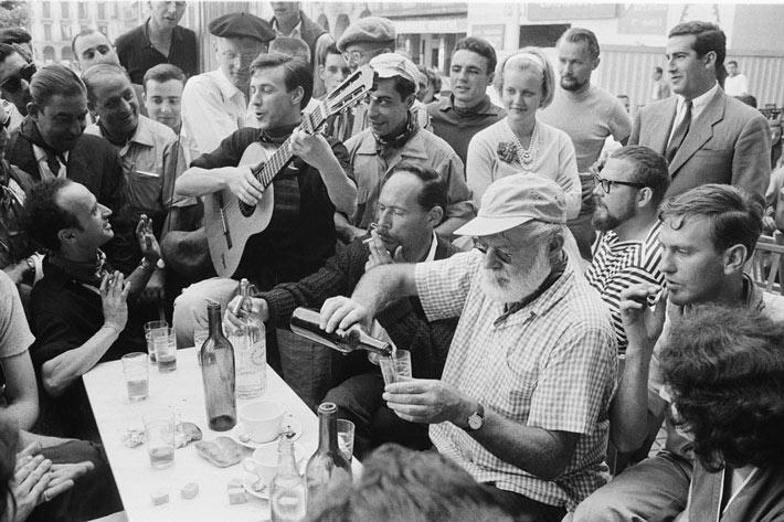 Platos favoritos Ernest Hemingway