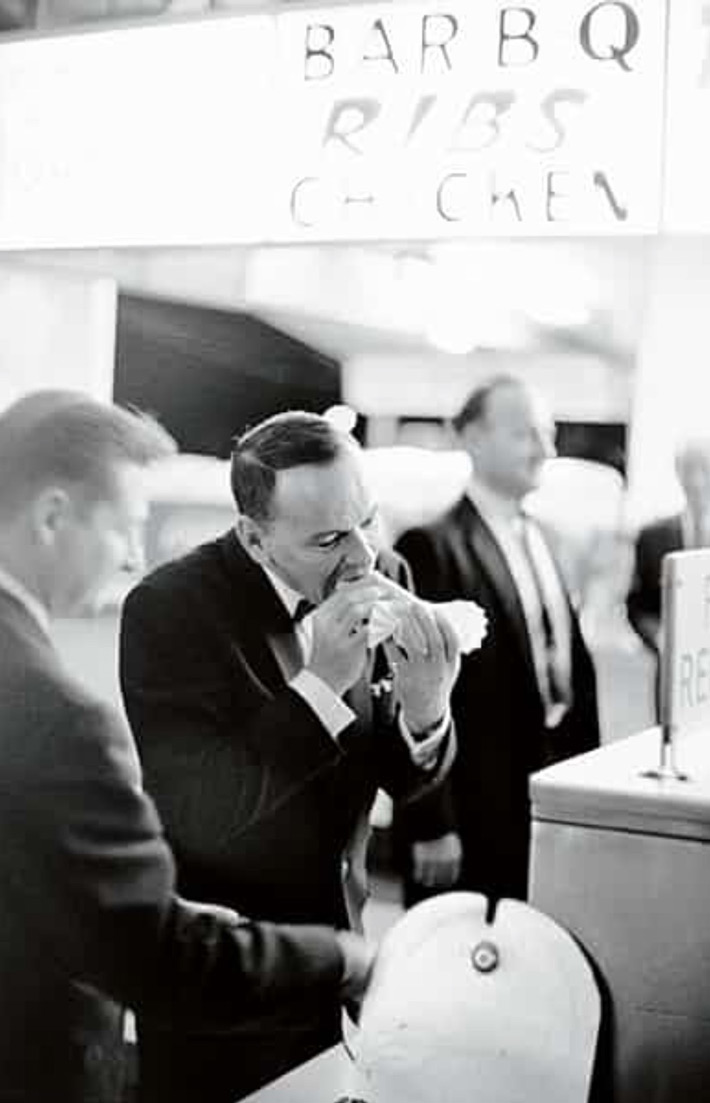 Platos favoritos Frank Sinatra