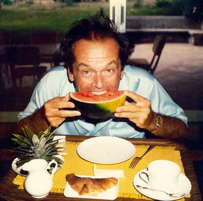Platos favoritos Jack Nicholson