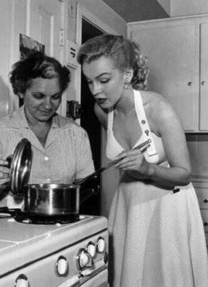 Platos favoritos Marilyn Monroe