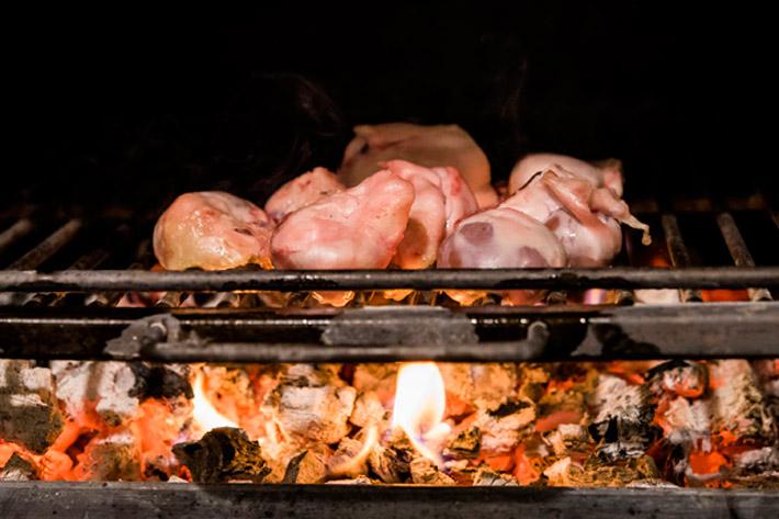 Agenda gastronomica Madrid Casqueria Restaurante Ponzano
