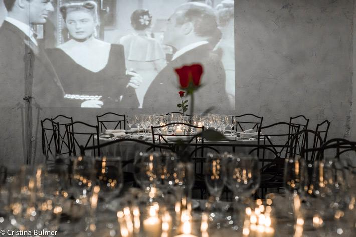 Agenda gastronomica Madrid Cena Clandestina