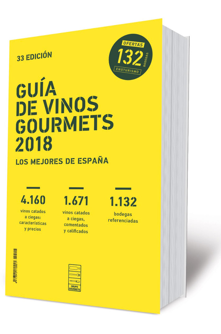 Agenda gastronomica Madrid Guia de vinos gourmets 2018