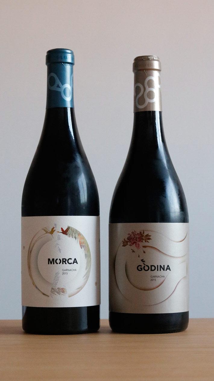 Agenda gastronomica Madrid Vino Morca y Godina