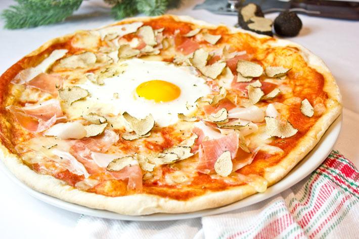 Agenda gastronomica pizza Gioia Italiano Chueca