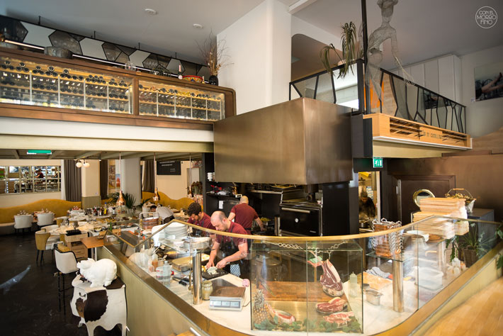 SQD Meat Point Restaurante Madrid 01