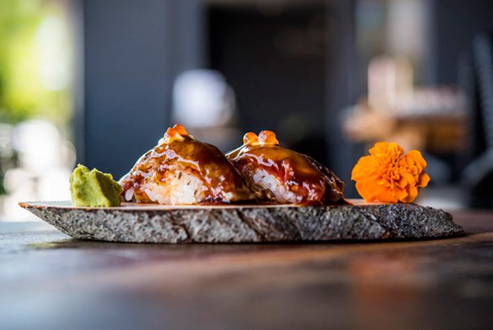 agenda gastronomica madrid Kanbun