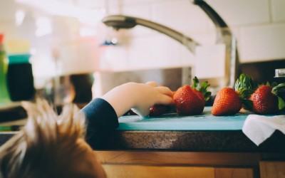 alimentacion infantil dia mundial de la infancia Portada