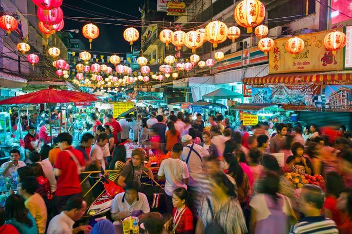 la mejor street food del mundo bangkok