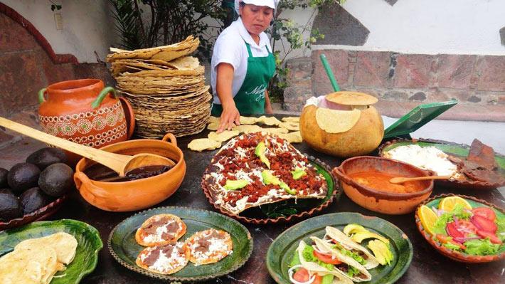 la mejor street food del mundo mexico
