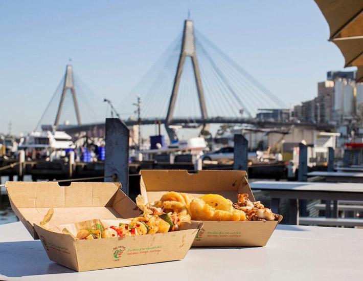 la mejor street food del mundo sydney fish market,