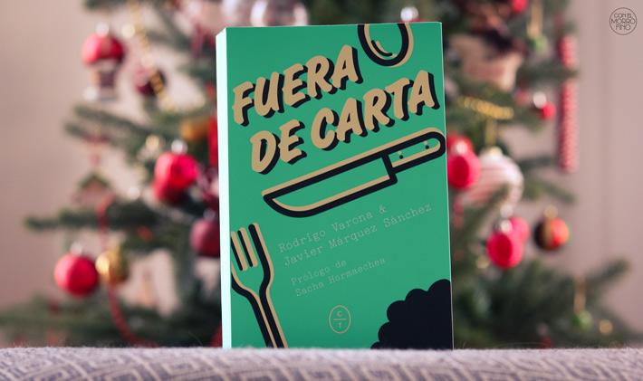Agenda gastronomica Libro Fuera de Carta