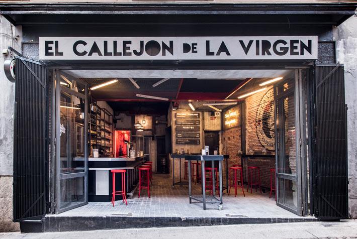 Agenda gastronomica Tap room La Virgen