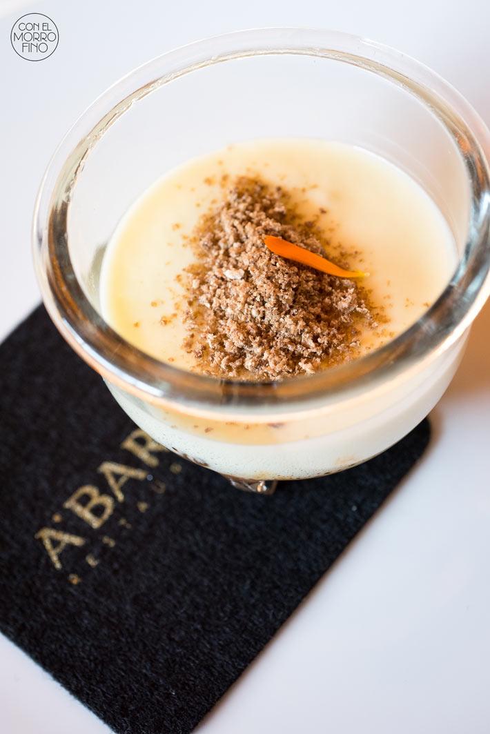 Restaurante Abarra Madrid 01