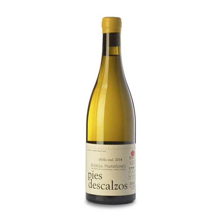 vinos-de-madrid-Bodega Marañones Pies Descalzos 2016