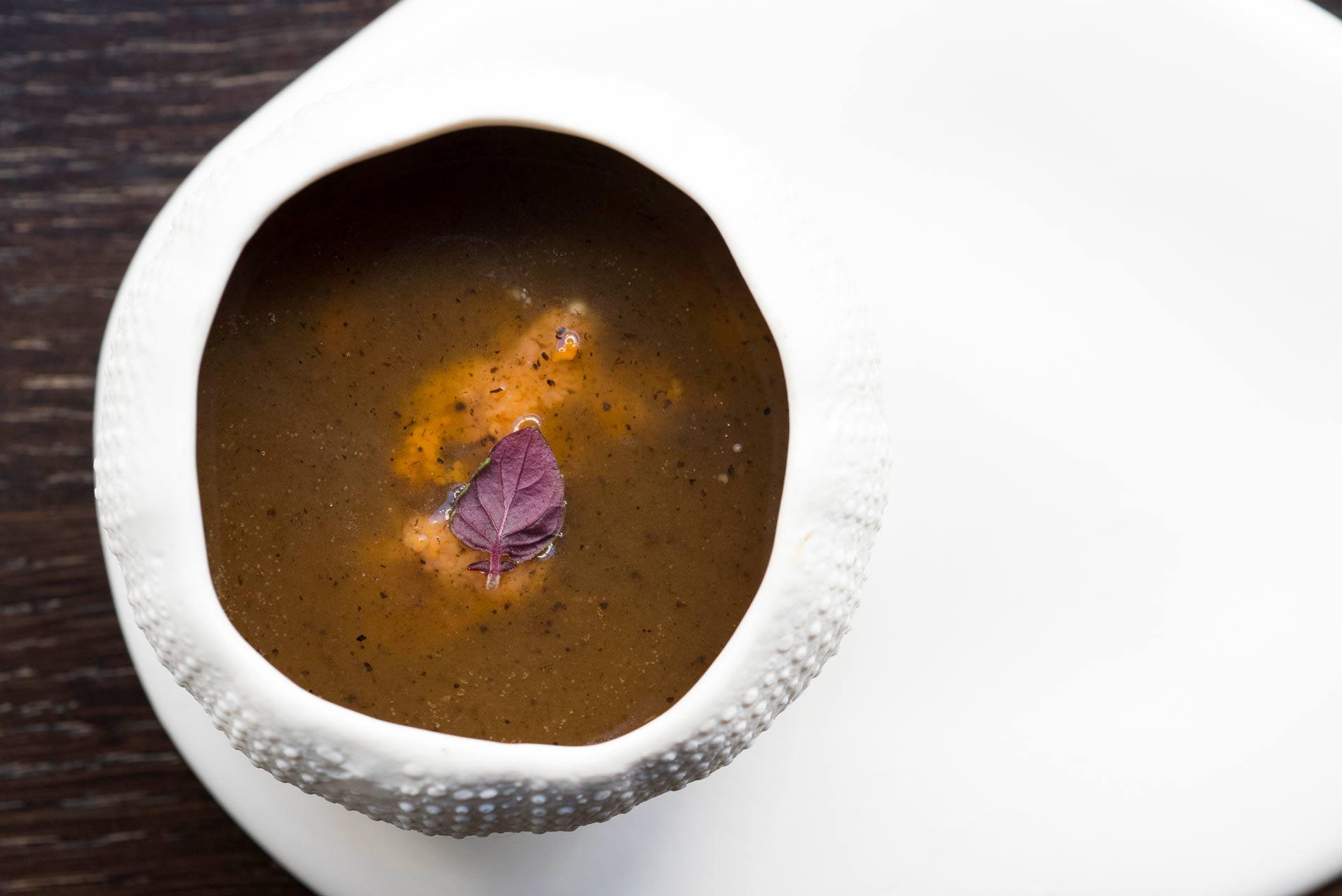 47 Ronin, el primer menú degustación maridado con tés en España