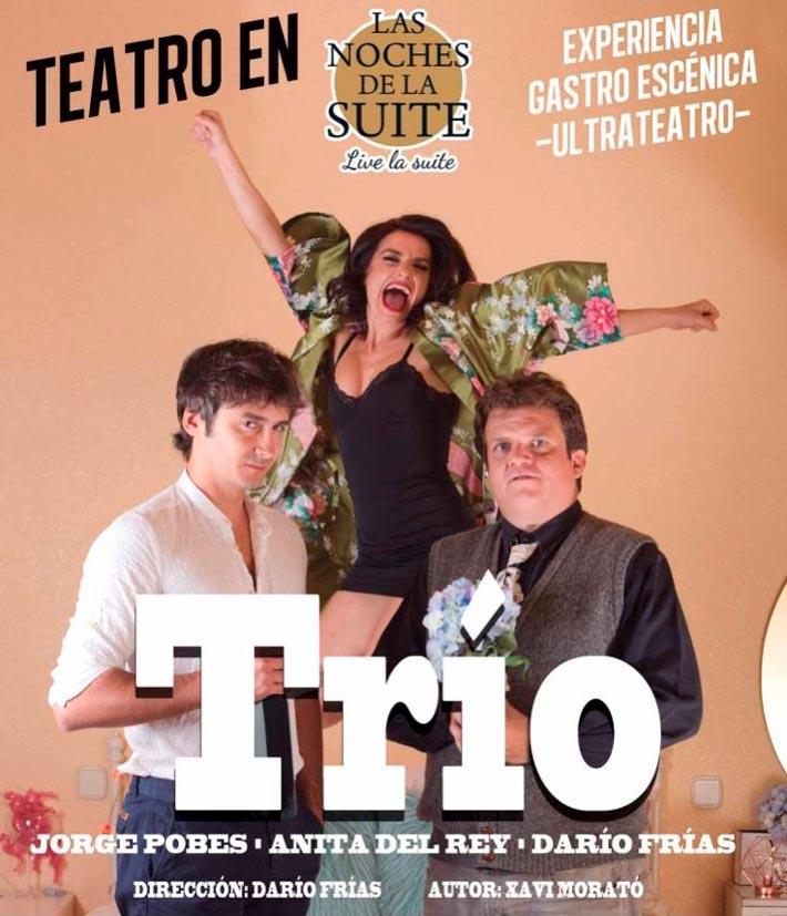 Agenda gastronomica Madrid Teatro Hotel Eurobuilding