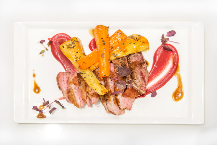 Agenda gastronomica de Madrid Brasserie Antoinette