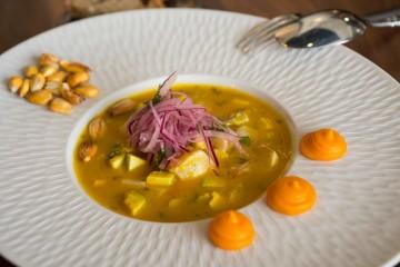 Restaurante Taramara Madrid Portada