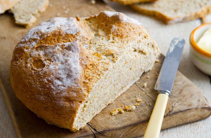 Tipos-de-pan--Soda-bread-Irlanda