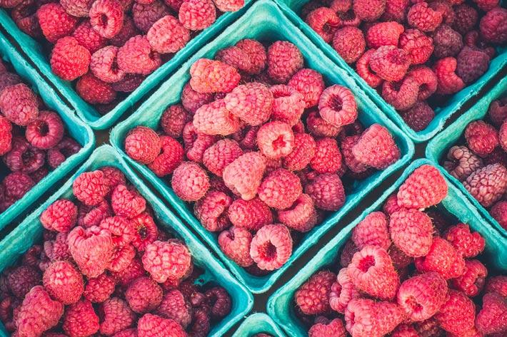 alimentos antioxidantes frutos rojos