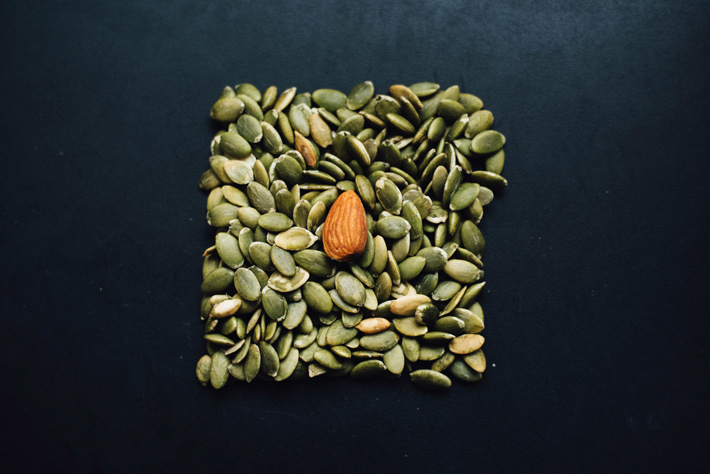 alimentos antioxidantes semillas