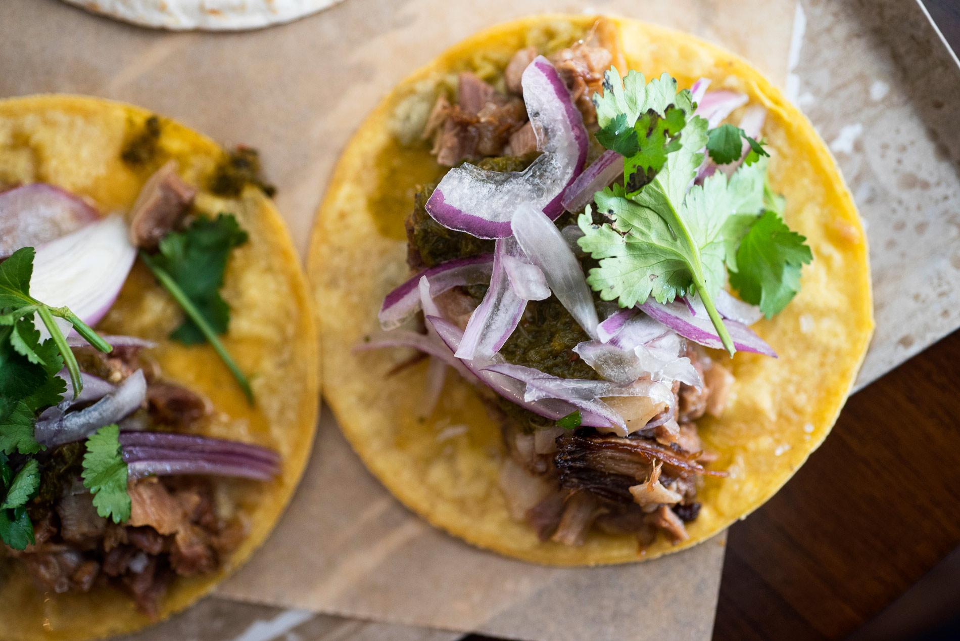 154 Ruiz, buena street food asiática en Malasaña