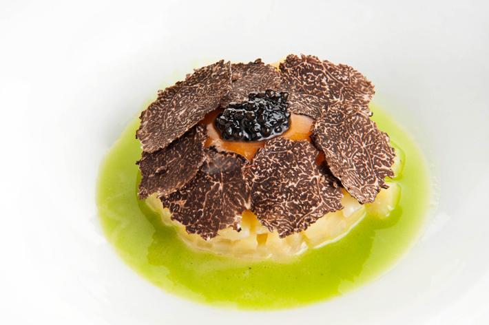 Agenda gastronomica Madrid Trufa Negra Soria