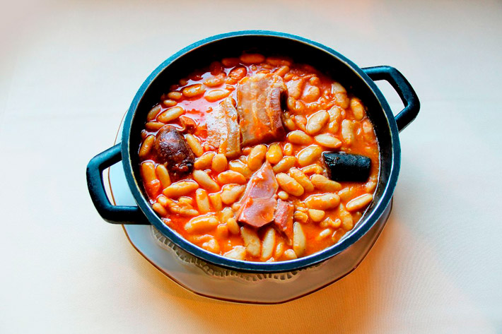 agenda gastronomica madrid Ruta de la Fabada