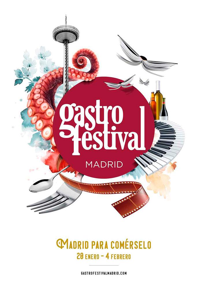 agenda gastronomica madrid gastrofestival