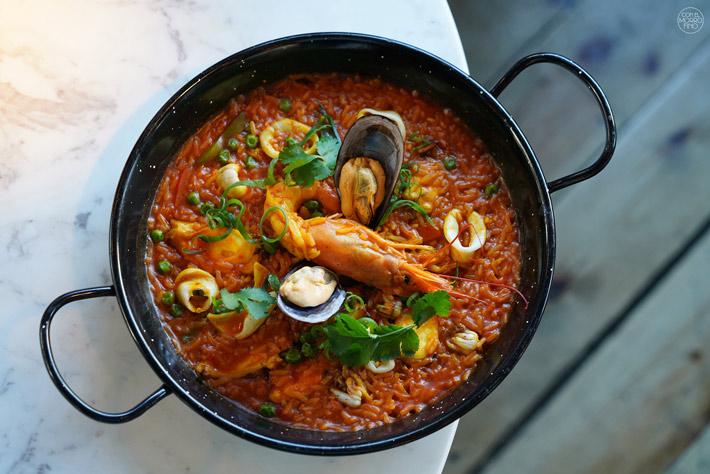 agenda gastronomica madrid sasha boom