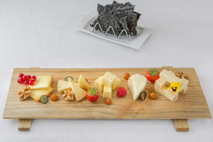 agenda gastronomica madrid tabla quesos larumbe