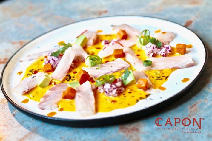 Agenda gastronomica Madrid Restaurante Capon Peruano