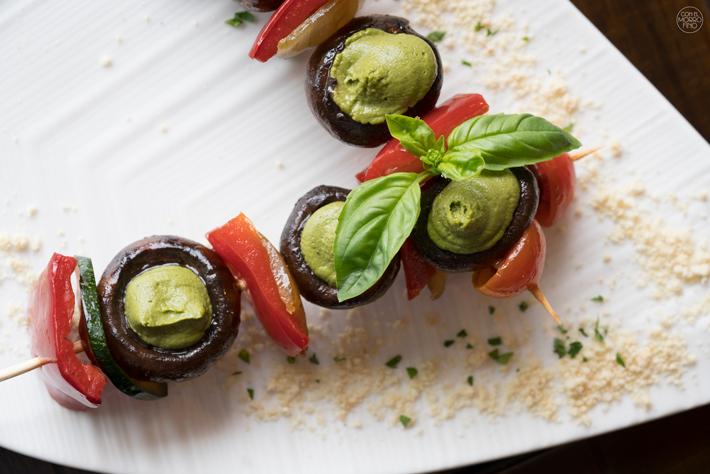 Level Veggie Bistro Restaurante Madrid 04