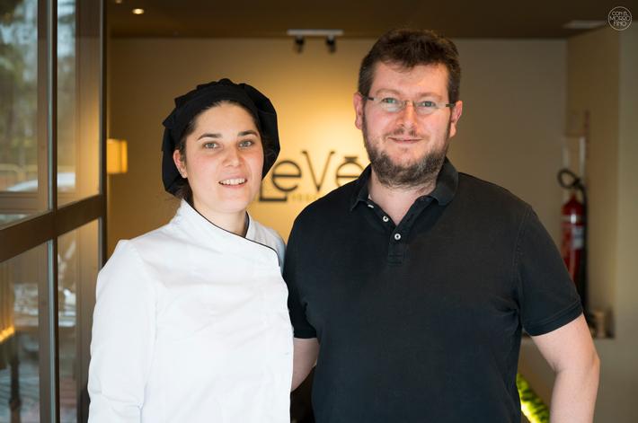 Level Veggie Bistro Restaurante Madrid 09