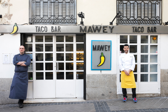 Mawey Taco Bar Madrid 01