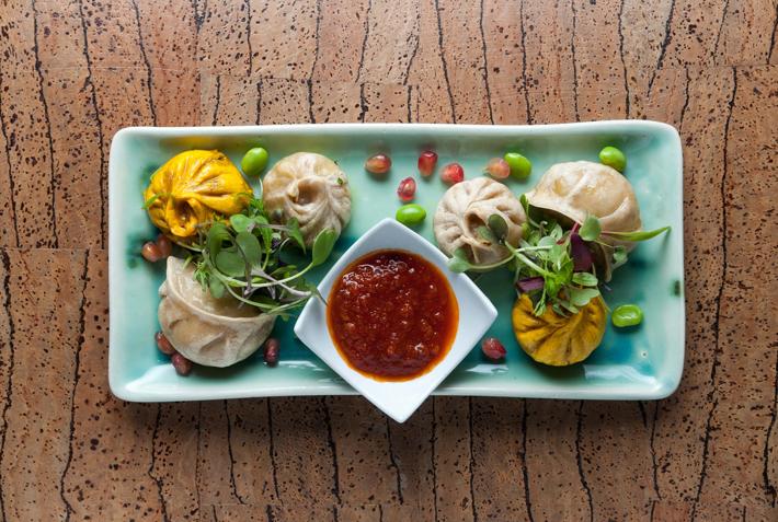 agenda gastronomica madrid Dumpling nepalis Benares