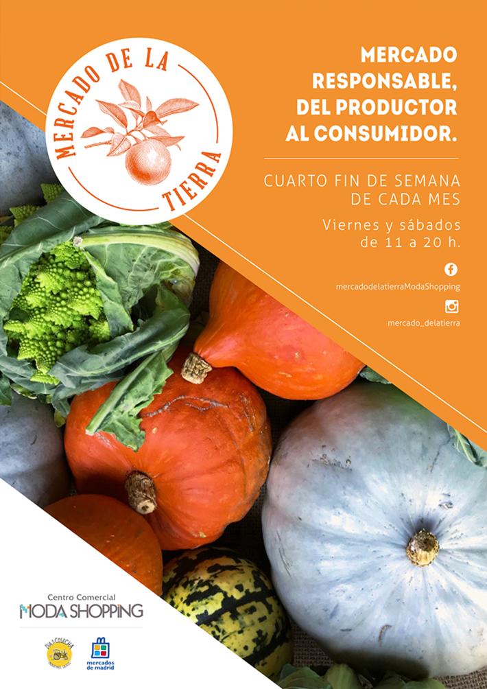 agenda gastronomica madrid mercado-de-la-tierra moda shopping madrid