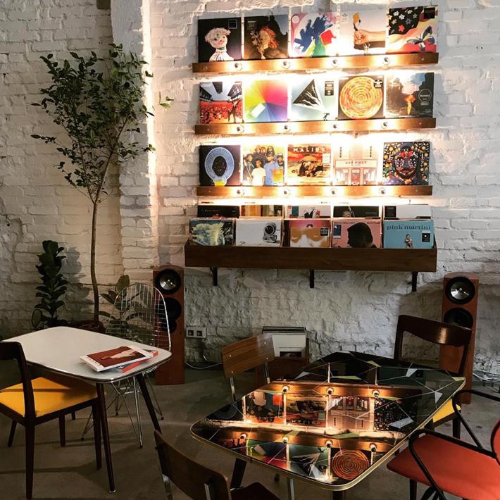 los mejores coffee shops de Madrid faraday