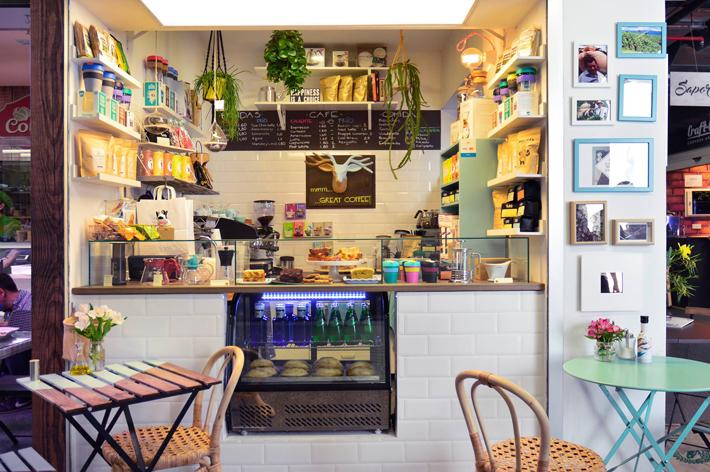los mejores coffee shops de Madrid mama mery corner