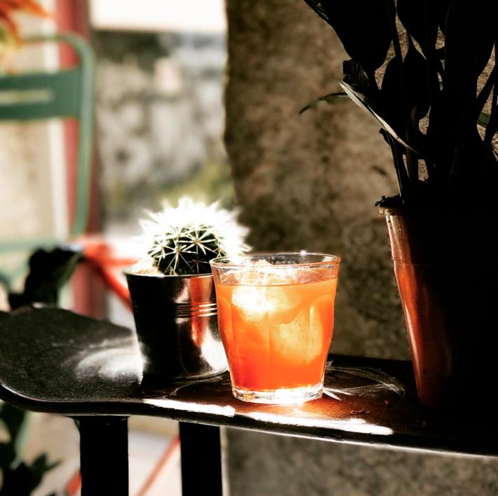 los mejores coffee shops de Madrid plantate cafe