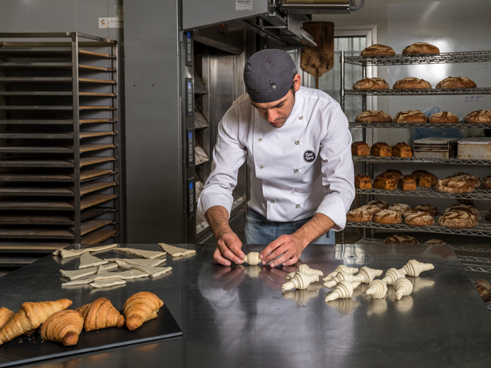Agenda gastronomica Madrid Toni-Vera-croissant