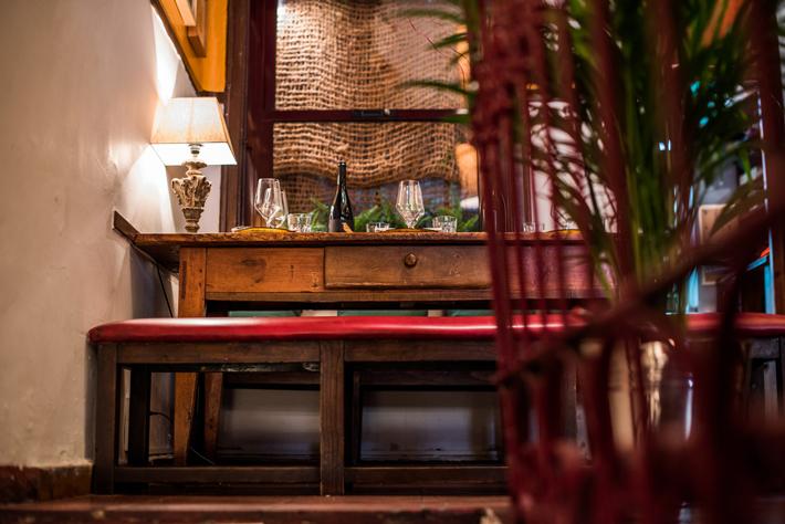 Agenda gastronomica Madrid Matritum