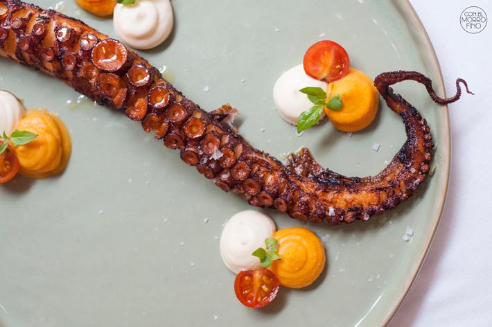 Agenda gastronomica Madrid Pulpo Pasion